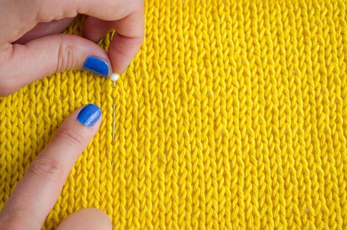medir muestra tensión lana