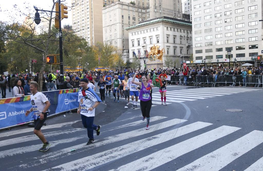 Marathon de NY