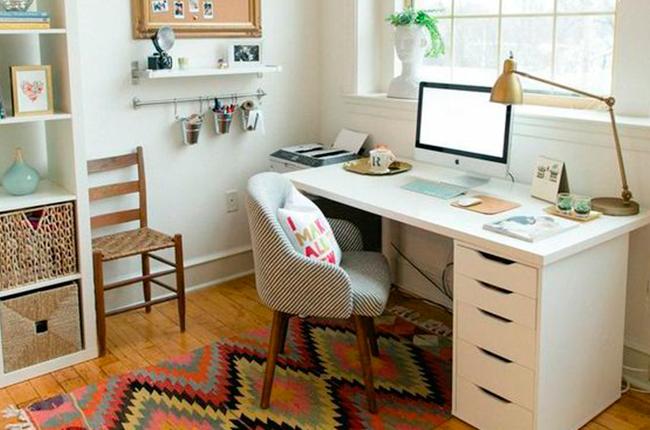 espacios de trabajo para knitters